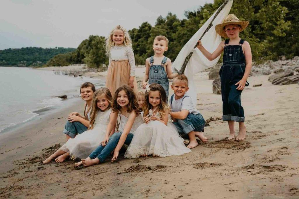 family & senior portraits